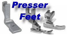 See Our Range Of Presser Feet HERE