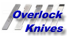 Click Here For Overlock Knives